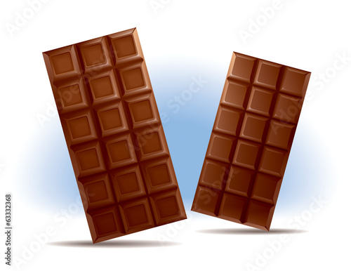 Chocolate illustration
