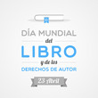 World Book and Copyright Day in Spanish