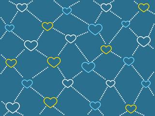 heart network background