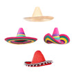 Sombreros collection.