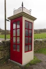 K1 telephone box, UK