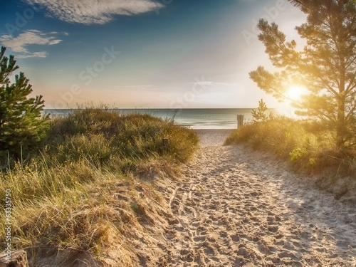 Instant - Strandaufgang