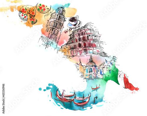 Italy - 63336946