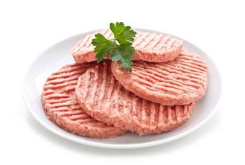 Rohe Hamburger