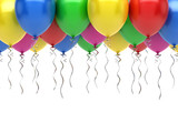 Party Balloons Carnival