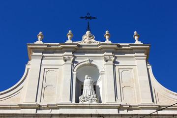 Church Chiado, Lisbon, Portugal