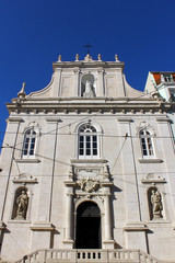 Church Chiado, Lisbon, Portugal