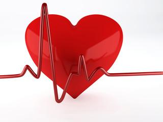 health heart 3d