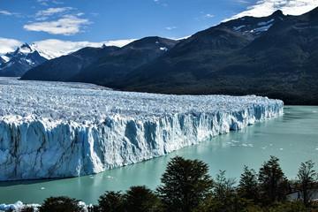 Perito Moreno Glacier in Argentine