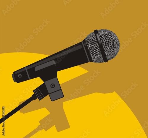 Microphone - 63343195