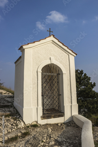 Chapel in Mikulov - Czech Republic