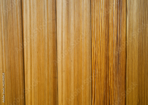 Brown Golden Wood Placed Vertically