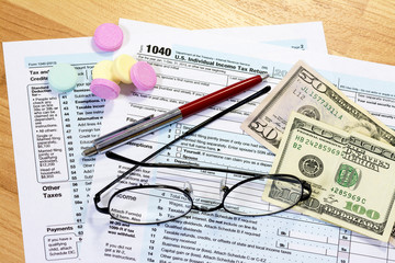 Tiils needed to fill out government taxes