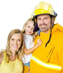 Family of Fireman