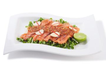 yum salmon