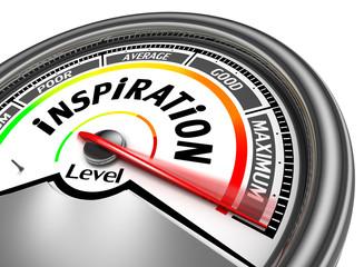 inspiration conceptual meter