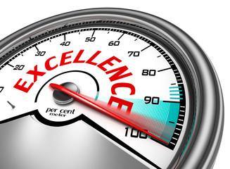 excellence conceptual meter