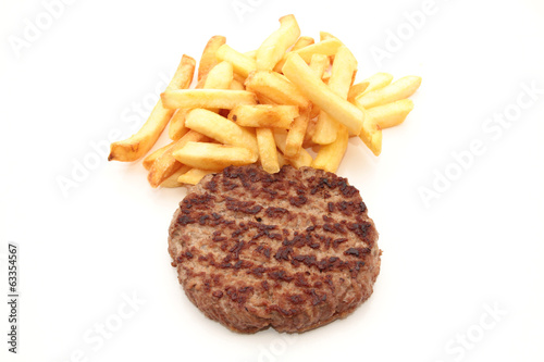 steak et frites