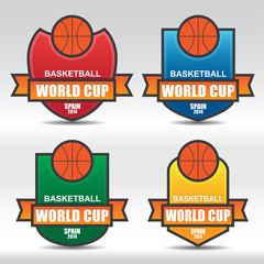 Basketball Badges