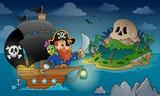 Pirate ship theme image 4