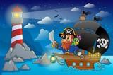 Pirate ship theme image 5