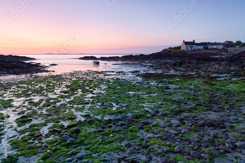 St. Brides Bay at low tide, Pembrokeshire, Wales