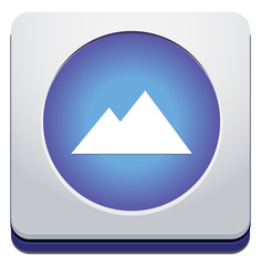 Pyramids icon on button