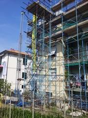 Casa in ristrutturazione