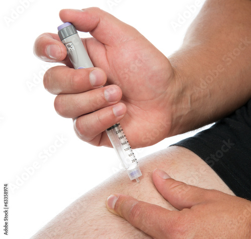 diabetes injecting insulin dose of lantus vaccination