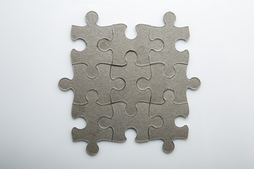 part of a jigsaw puzzle
