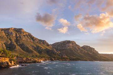 Mountains in Mallorca