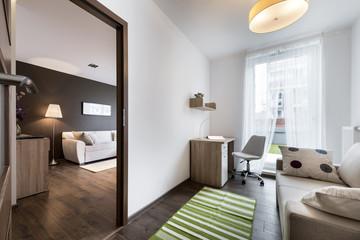 Teenager modern room iterior design