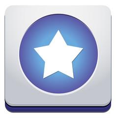 Star favorite web icon