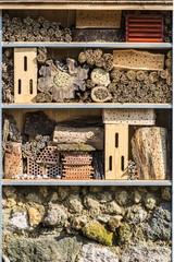 Insektenhotel - Insektenhaus