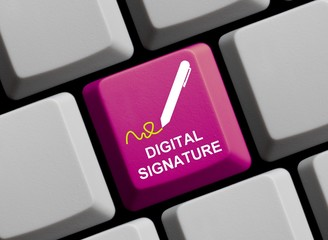 Digital Signature online