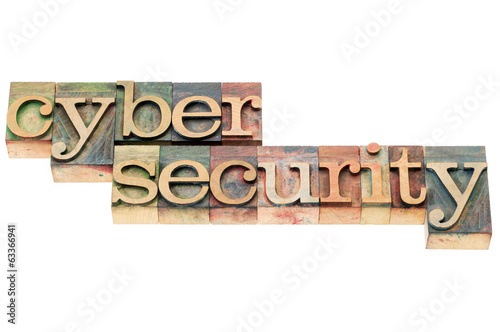 cyber security in wood type