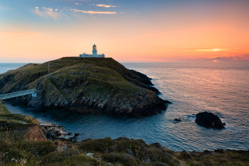 Strumble Head Lighthouse, Wales