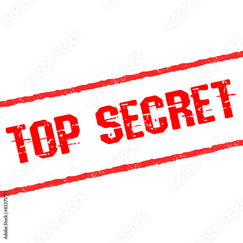 Top Secret - Stempel