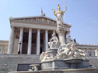 The Parlament, Vienna