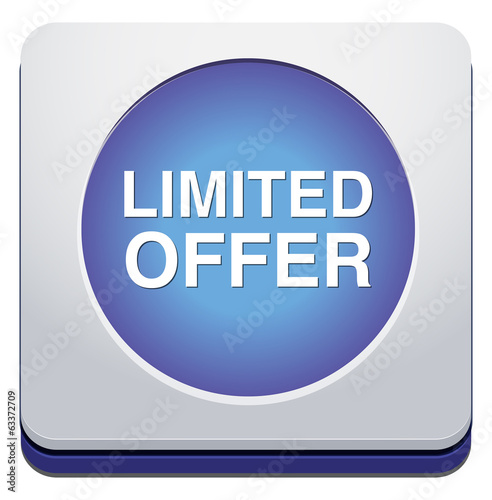 limited offer button