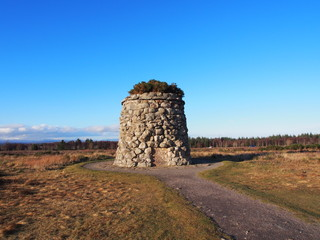 Culloden - The Memorial Cairn