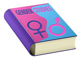 Gender studies book poster