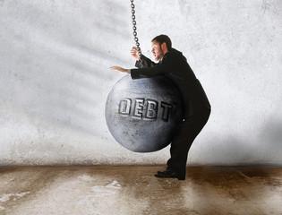 debt wins