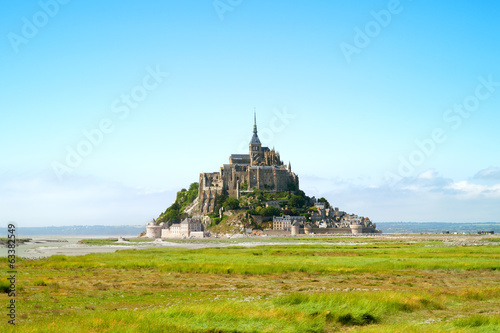 Saint Michael's Mount, Normandy, France