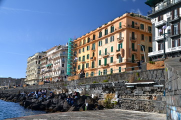 Colours of Naples, Italy