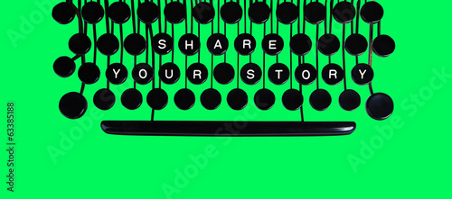 Share your story on green