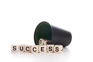 succes in dices