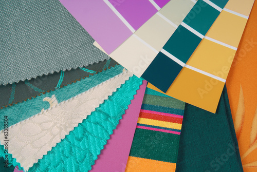 color design trendy selection for interior