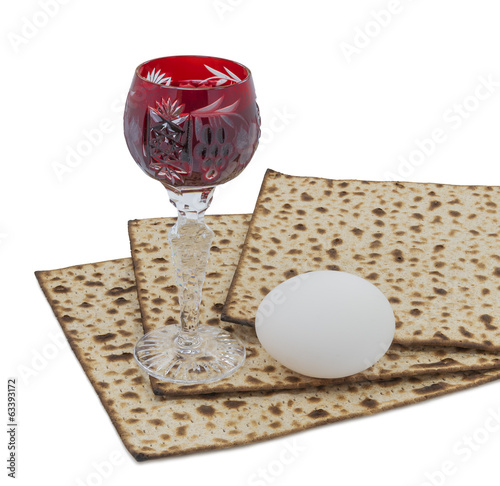 Attributes of Jewish Passover Seder Holiday
