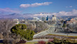 Idaho capital and Boise city